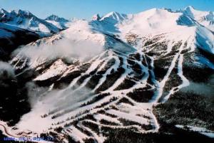 USA - Góry Skaliste