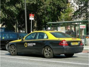 Szwecja - Taksówki w Szwecji