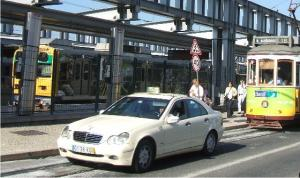 Portugalia - Taksówki w Portugalii