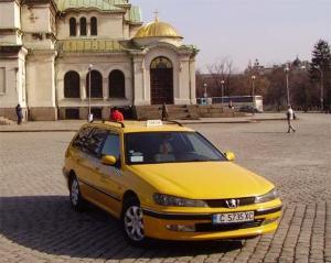 Bułgaria - Taksówki w Bułgarii