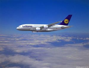 Niemcy - Szlaki lotnicze w Niemczech
