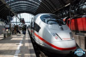 Niemcy - Szlaki kolejowe w Niemczech