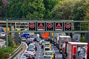 Niemcy - Szlaki drogowe w Niemczech