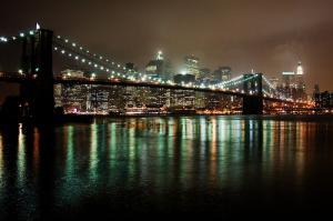 USA - Most Brookliński w Nowym Jorku