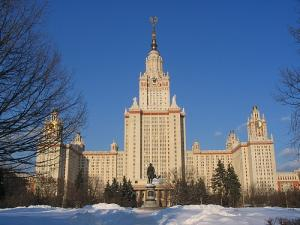 Rosja - Siedem Sióstr Stalina