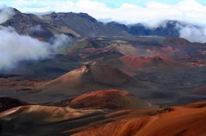 USA - Krater Haleakala