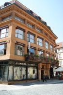 Praga Dom Czarnej Matki Boskiej