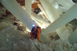 Meksyk - Najpiękniejsze jaskinie Ameryki Płn. i Płd.