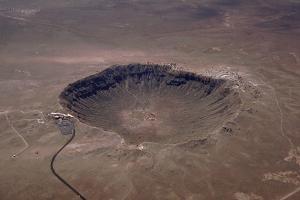 USA - Meteorytowy Krater Barringera