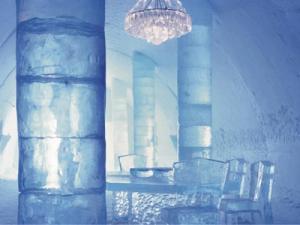 Szwecja - Najdziwniejsze hotele świata