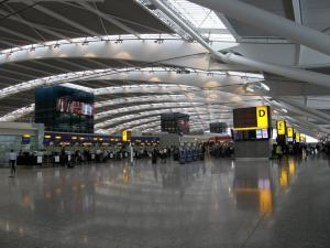Wielka Brytania - Londyn lotniska