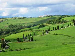 W�ochy - Toskania