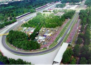 Włochy - Tory Formuły 1 we Włoszech