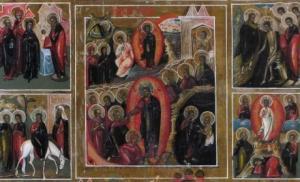 Rosja - Ikony prawosławne