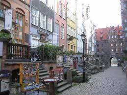 Gdańsk - Ulica Mariacka