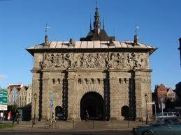 Gdańsk - Brama Wyżynna