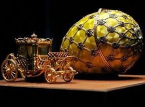 Rosja - Jaja Faberge