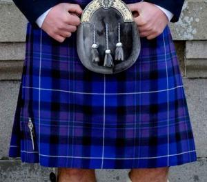 Irlandia - Kilt