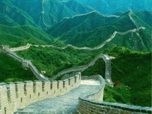 Chiny - Mur chiński