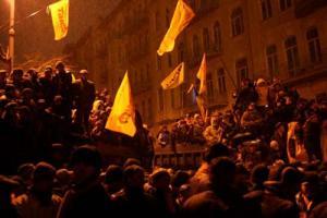 Ukraina - Pomarańczowa Rewolucja