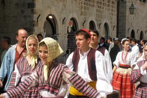 Chorwacja - Chorwacja tradycje