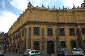 Kraków - Muzeum Czartoryskich