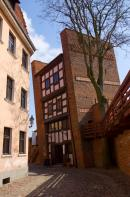 Toruń Krzywa wieża Wybudowana została w XIV w.