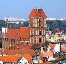 Toruń - Kościół św. Jakuba w Toruniu