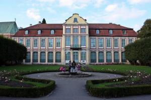 Gdańsk - Park Oliwski