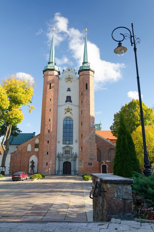 Gdansk Katedra Oliwska Zdjecia