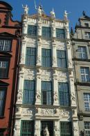 Gdańsk Złota kamienica