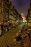 Gdańsk Ulica Mariacka