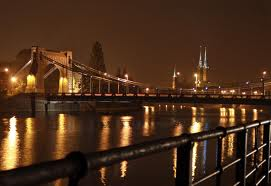 Wrocław - Mosty i kładki we Wrocławiu