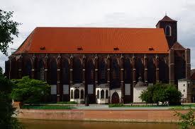 Wrocław - Kościół Najświętszej Marii Panny we Wrocławiu