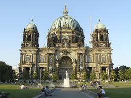 Berlin - Katedra w Berlinie