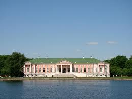 Moskwa - Pa�ac Kuskowo