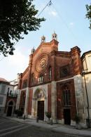 Mediolan Kościół Św. Marka