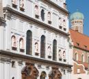 Monachium Kościół Świętego Michała w Monachium