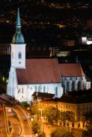 Bratysława Katedra Św. Marcina w Bratysławie
