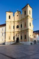 Bratysława Kościół Trynitarzy w Bratysławie