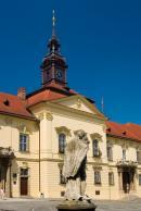 Brno Stary ratusz w Brnie to obecnie najstarszy budynek o charakterze świeckim w mieście