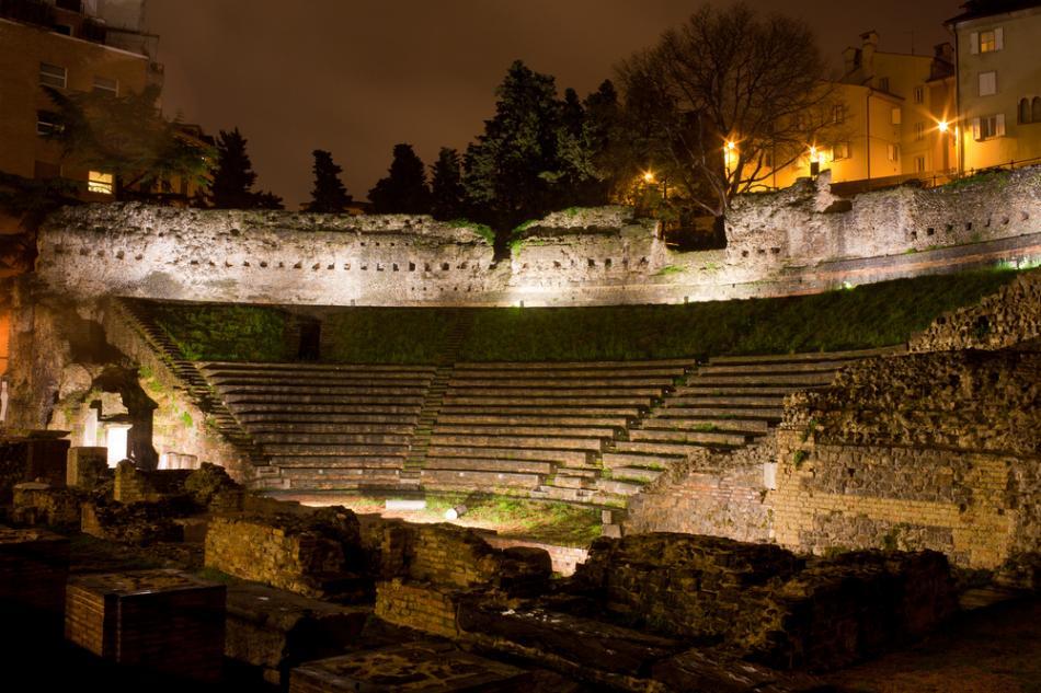 Teatr Rzymski w Trieście