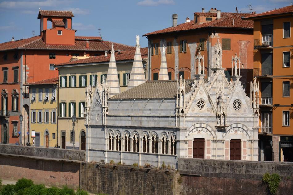 Kościół Santa Maria della Spina
