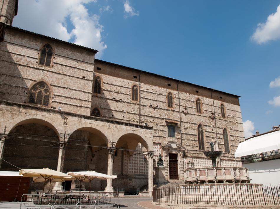 Katedra San Lorenzo w Perugii