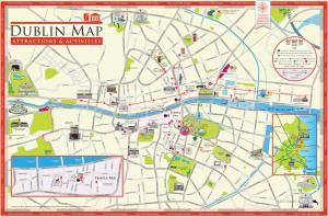 Dublin - Dublin mapa zabytk�w