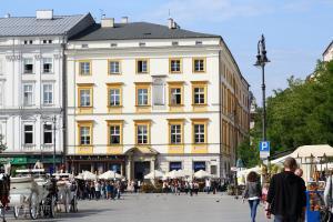 Kraków - Pałac Krzysztofory