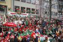 Niemcy tradycje - Karnawał w Niemczech