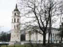 Wilno - Katedra �w. Stanis�awa