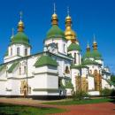 Kijów - Sobór Mądrości Bożej