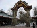 Berlin Berliński ogród zoologiczny